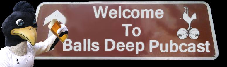 BALLS DEEP: TOTTENHAM HOTSPUR FANCAST