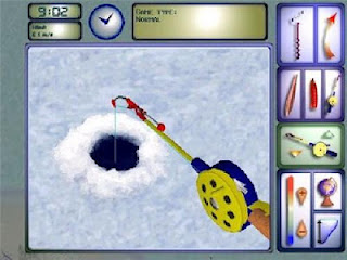 ProPilkki 2 v0.9 Winter Fishing Screenshot mf-pcgame.org