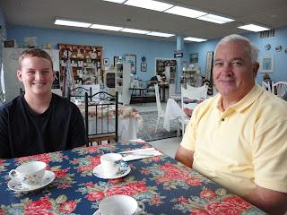 British Tea Room Vancouver Wa