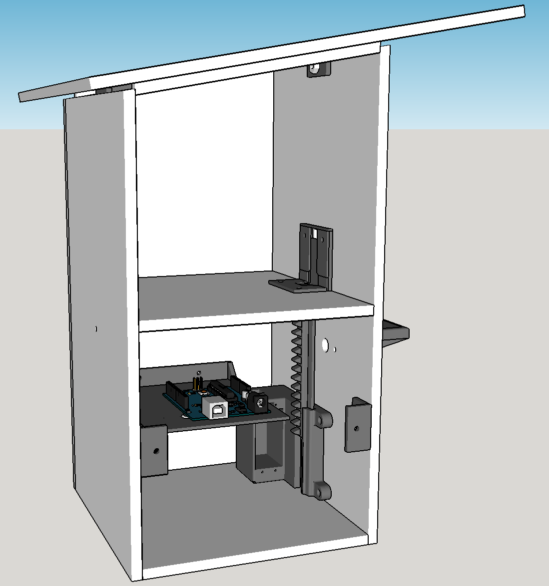 brew cask install sketchup