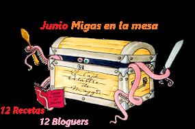 12 RECETAS, 12 BLOGUERS
