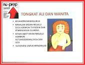 WANITA - TESTOSTERONE - KANSER BUAH DADA ( breast cancer ) Tongkat Ali Nu-Prep 100 TANPA DADAH'