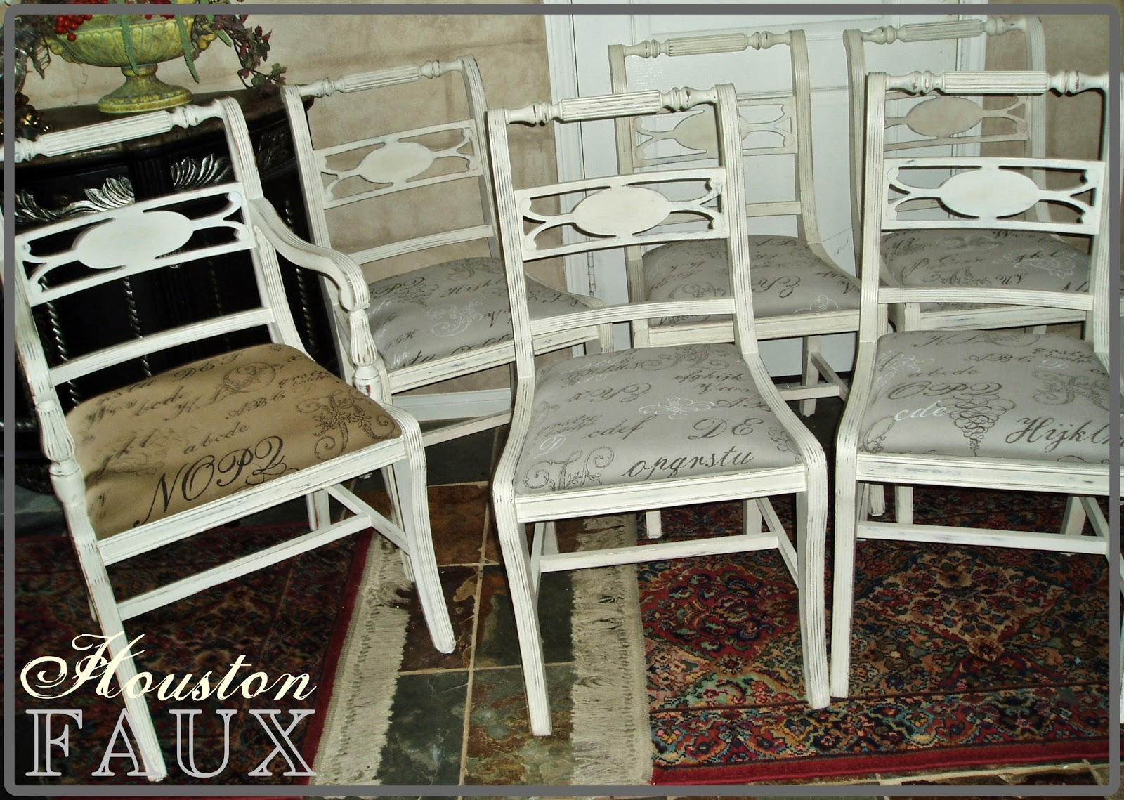 Painting + Furniture: Romeo U0026 Juliet Chairs   Shabby Chic U0026 Vintage
