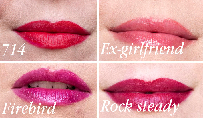 Beauty: urban decay x gwen stefani lipstick collection preview
