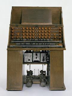 El Mixturtrautonium de 1952, el instrumento definitivo de Oskar Sala