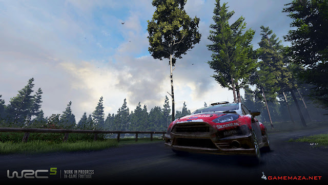 WRC 5 FIA World Rally Championship Gameplay Screenshot 3