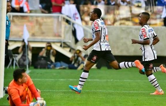 Corinthians vence o Criciúma, mas vai disputar a pré-Libertadores