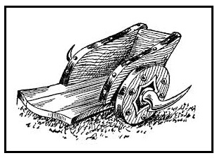 Broken Chariot