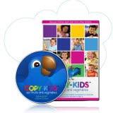 Copy-Kids Fruits Vegetables DVD