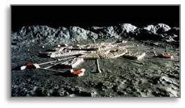 Moon Base, NASA
