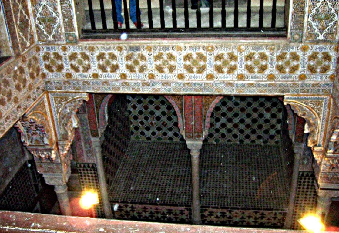 La murga de nito ba o real de comares - Banos arabes palacio de comares ...