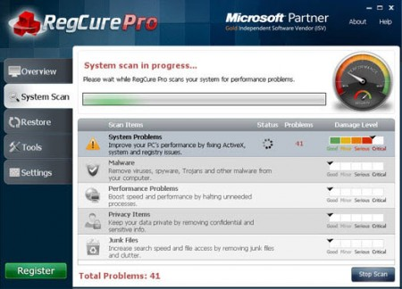 RegCure PRO 3.1.3 FULL PATCH
