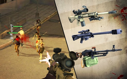 Z Hunter – War of The Dead Hile Mod Apk Son Sürüm