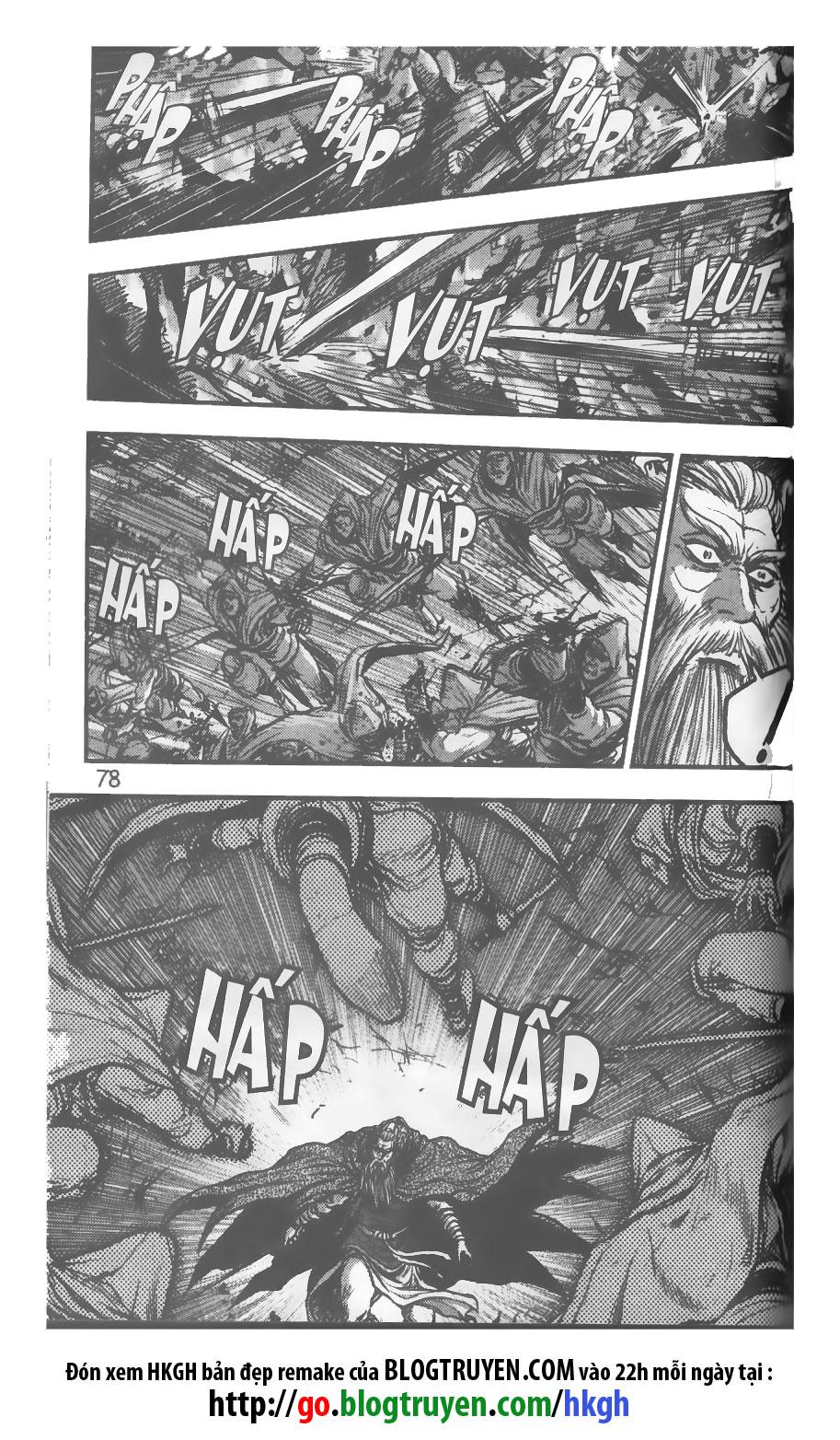 Hiệp Khách Giang Hồ - Hiệp Khách Giang Hồ Chap 407 - Pic 10