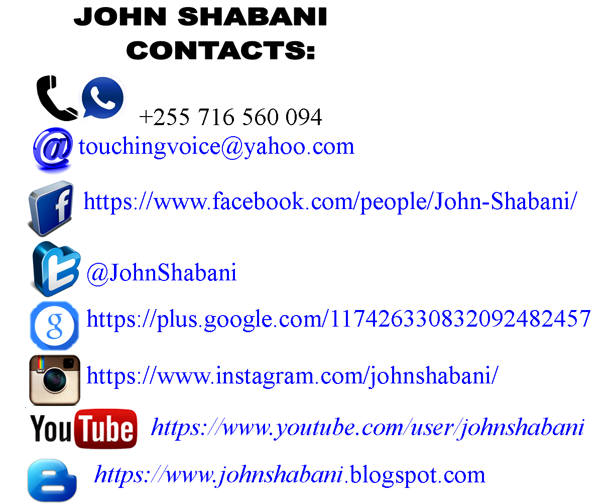 MEET WITH JOHN SHABANI