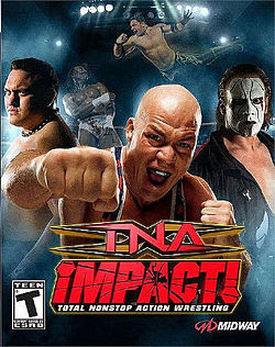 TNA Impact 12 Apr 2012