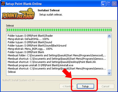 how to download point blank turkey
