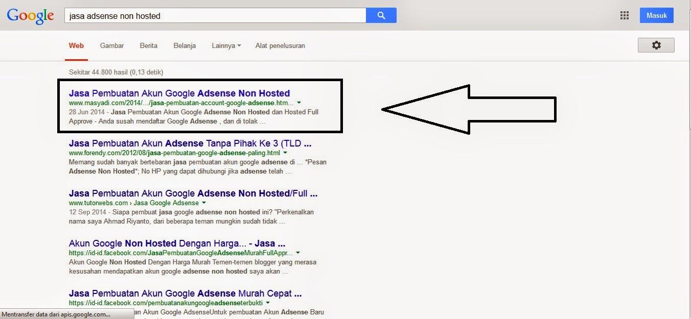 Cara Simple Agar Blog Tampil di Halaman Pertama Google