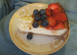 First New York Style Cheesecake claimed by Arnold Reuben of the famed Turf Restaurant.