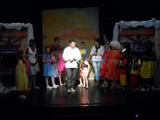 Ao fim da apresentação, Adriano Ramires agradeceu a presença dos convidados