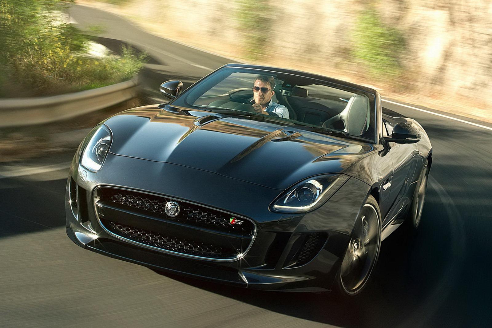 2013 jaguar f type roadster resmi olarak tan t ld. Black Bedroom Furniture Sets. Home Design Ideas