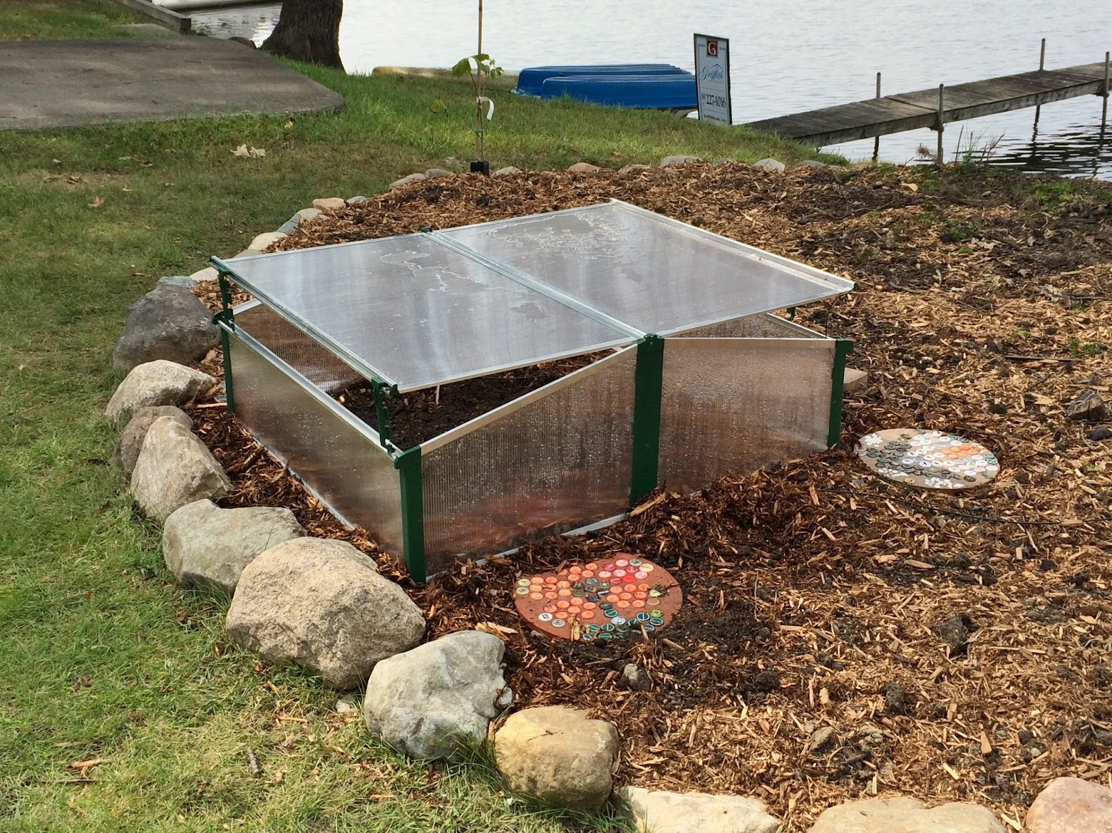 MI Lake Home Garden: Winter Gardening in Michigan Experiment & 38 ...
