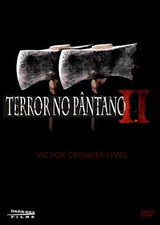 Terror no P�ntano 2 Dublado
