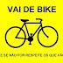 Respeito é bom e todo ciclista gosta! :)