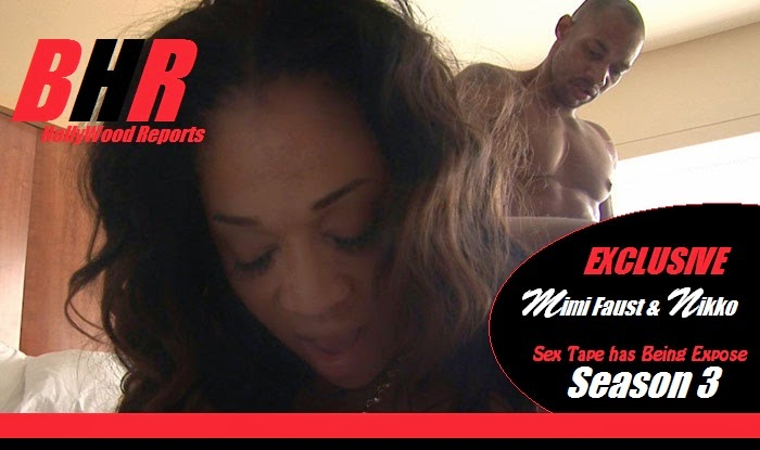 Mimi Faust And Nikko Smith Hardcore Sex Tapes