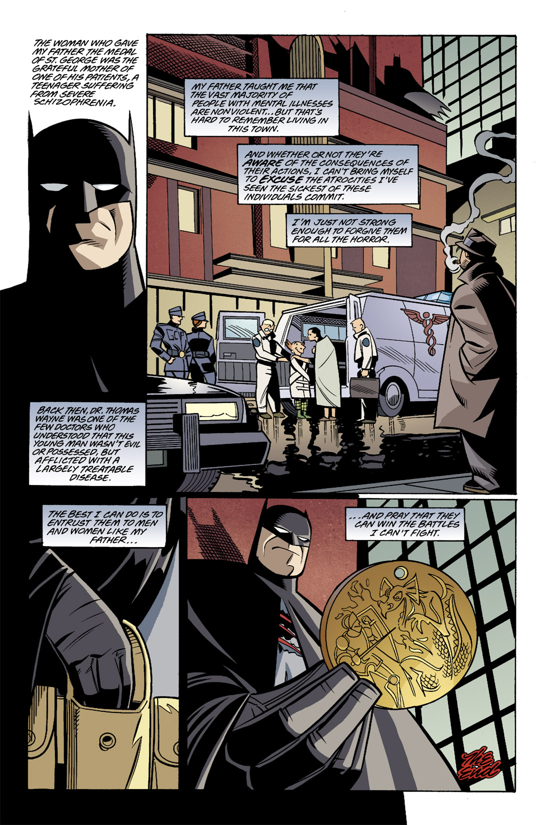 Detective Comics (1937) Issue #787 Page 23