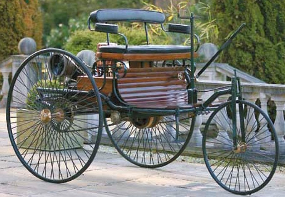 First Automobile Ever Made >> Karl Benz First Car Engine | www.pixshark.com - Images Galleries With A Bite!