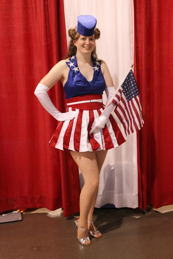 Costumes And Artwork Sewing For Me Captain America Uso