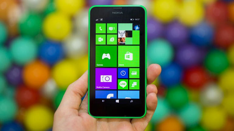 Nokia Lumia 635 Specifications and Review