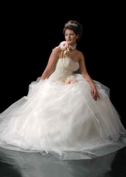 Puffy Wedding Gowns