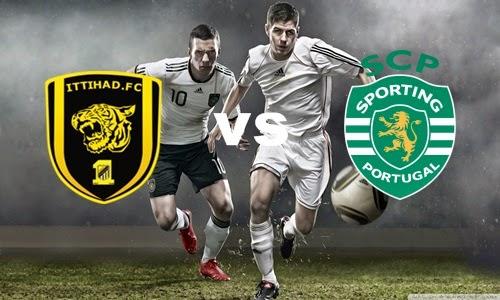 Prediksi Skor Terjitu Al Ittihad vs Sporting CP jadwal 05 agustus 2014