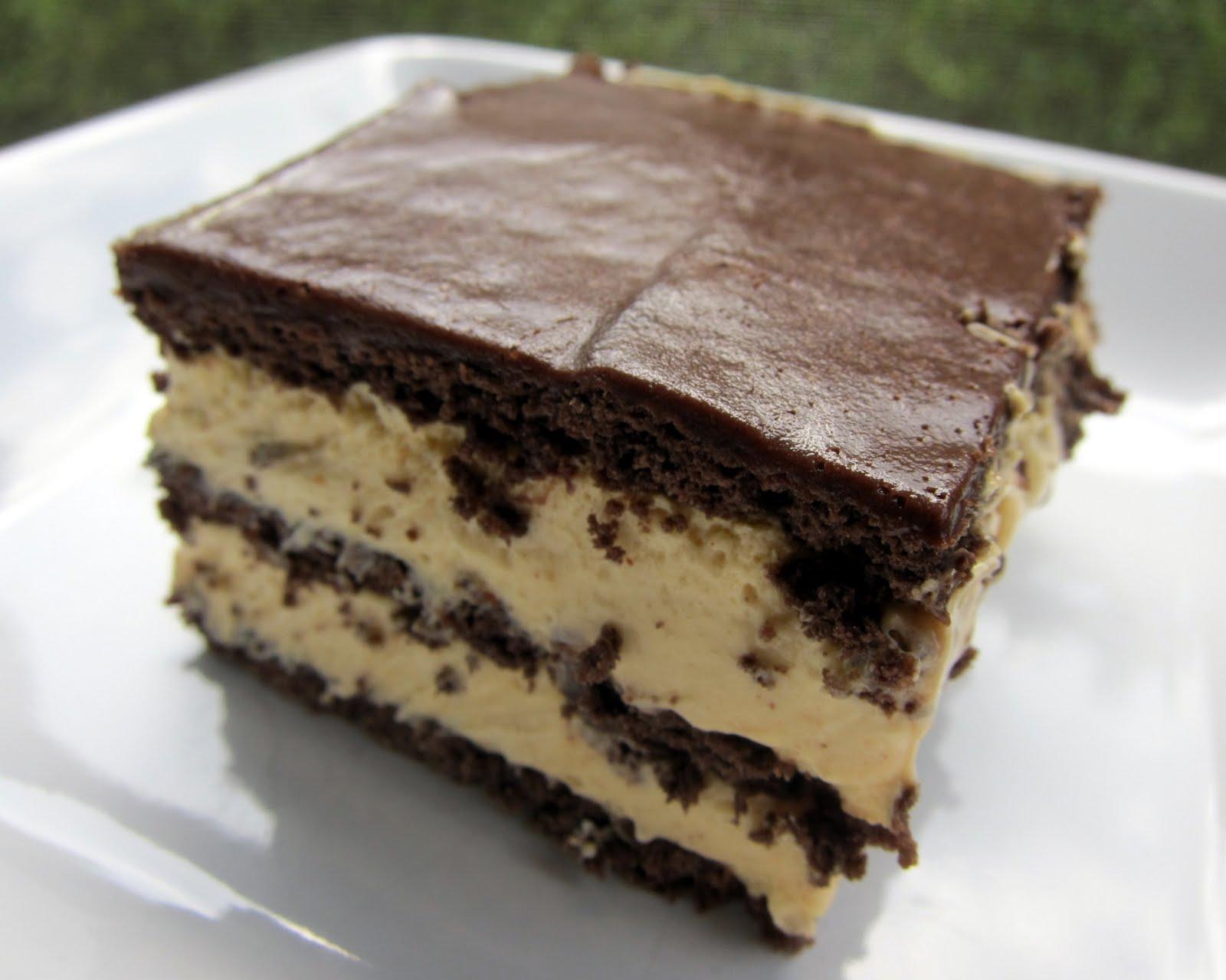 Fat Free Eats: Peanut Butter Chocolate Éclair Cake