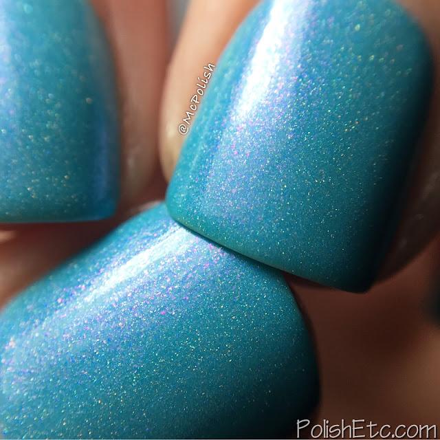 Takko Tuesday - Blue Flamingo: MIA - McPolish