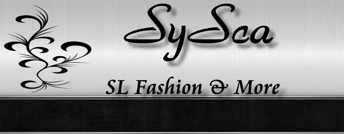 SySCa - SL-Fashion BLOG