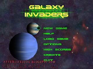 Game Galaxy Invaders