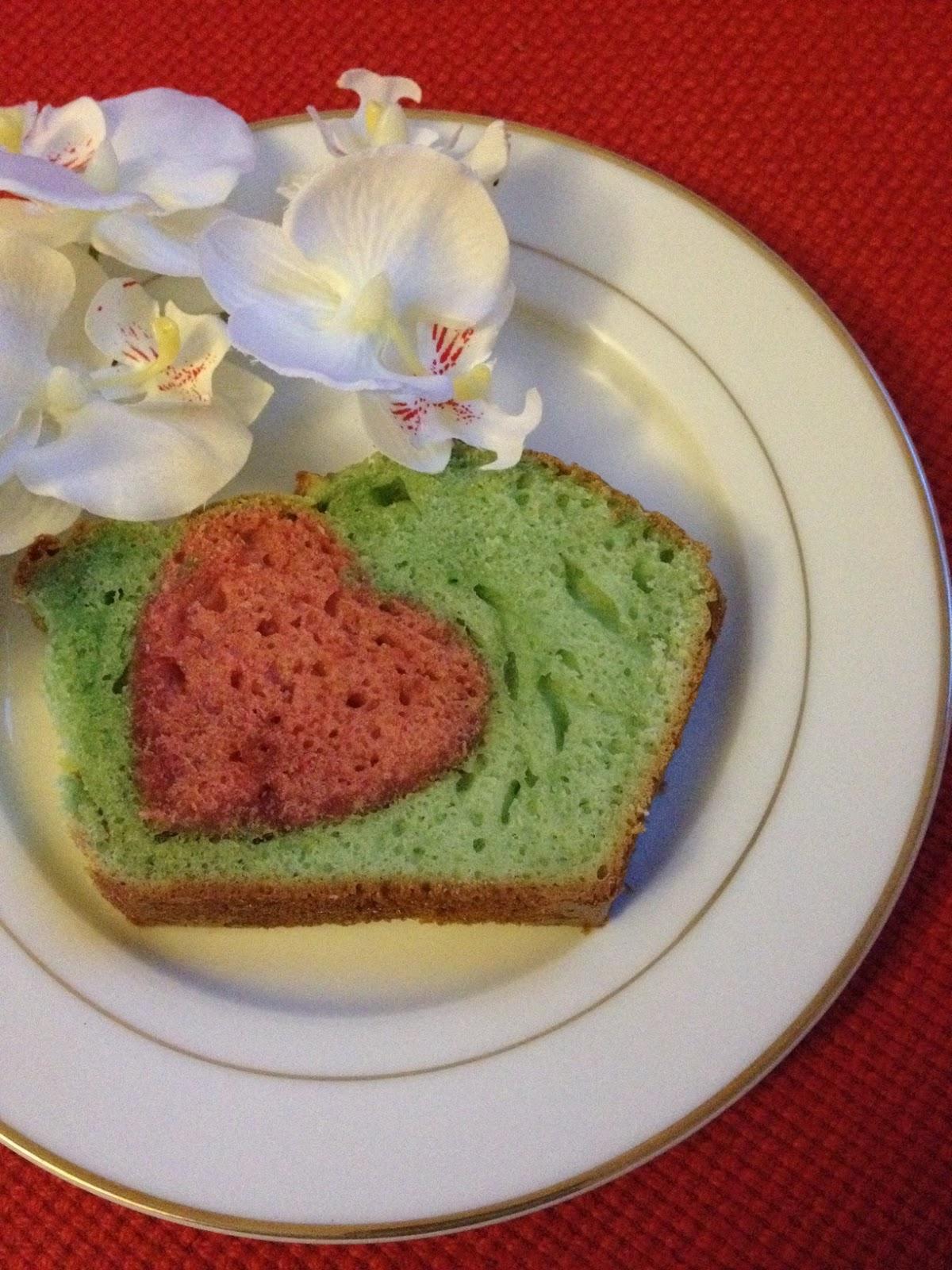 Ulrique cuisine cake saint valentin pistache framboise - Cuisine saint valentin ...