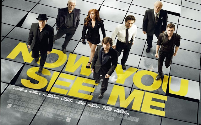 Movie~Now You See Me (2013)