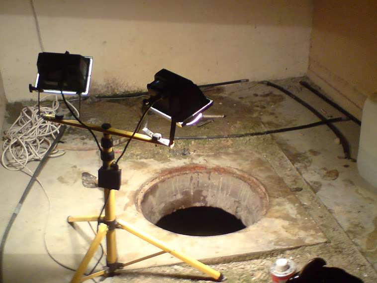 Tersumbat (Manhole)
