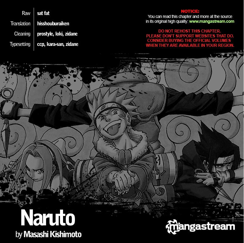 Naruto chap 537 Trang 16 - Mangak.info