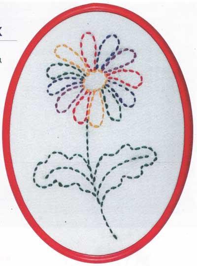 Рисунки для вышивки иглой