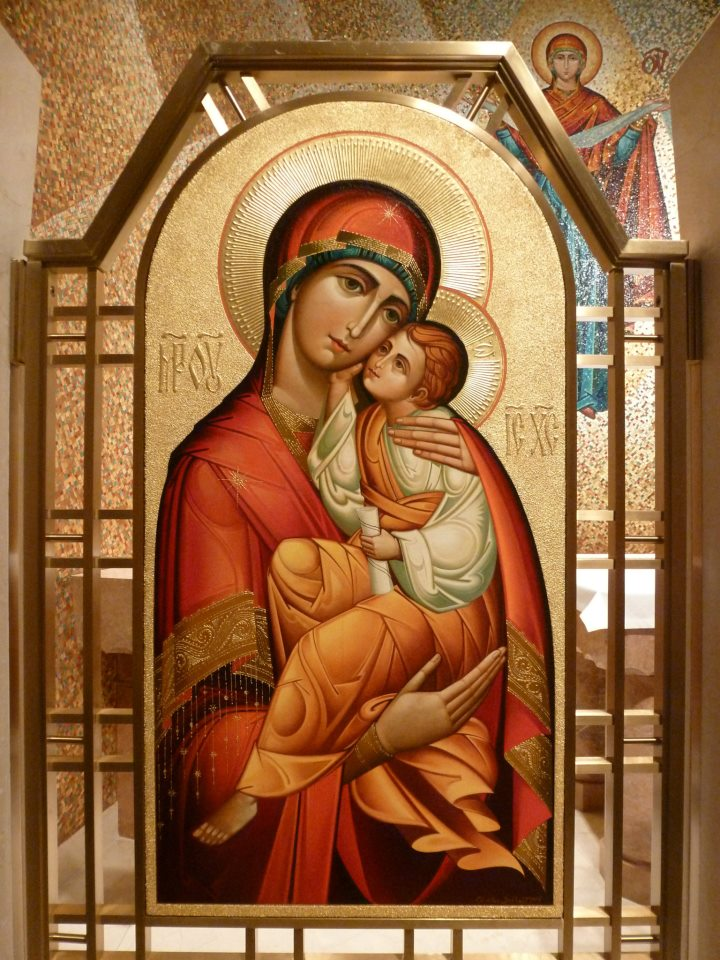 Mary, Mother of the Word Incarnate