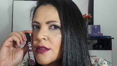 Batom Liquido Anita Malbec