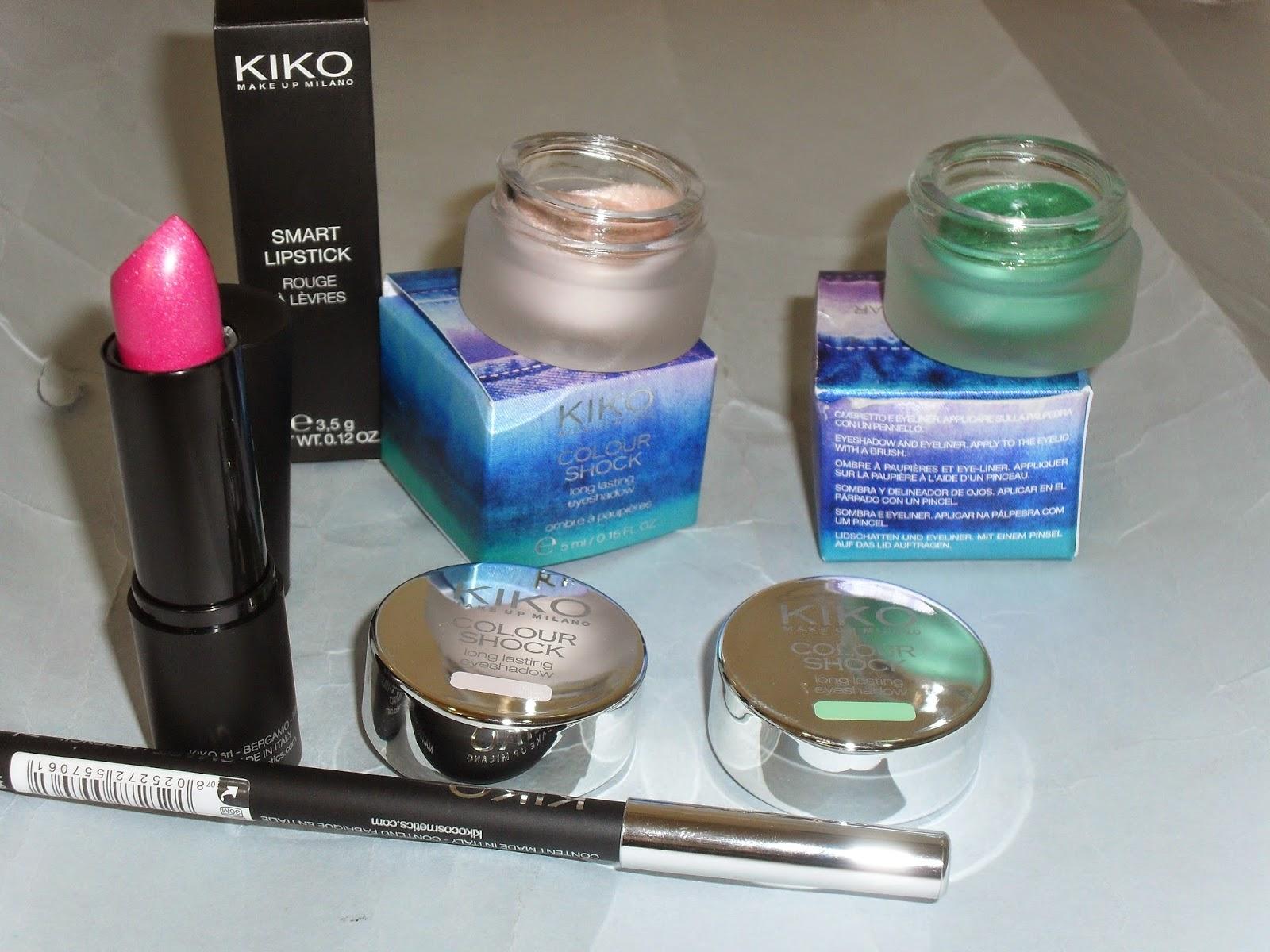 Imagen Kiko rebajas en Colour Shock