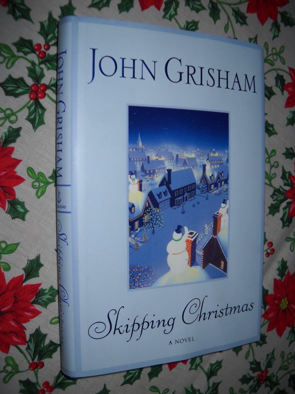 Skipping Christmas by John Grisham (2004, Paperback) GG805