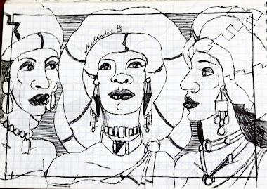 Tres africana