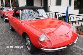 Alfa Romeo Spider Duetto de 1967